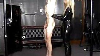 Extreme Elektra in Latex Sex at Tnaflix