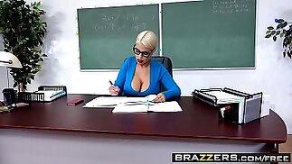 Big Tits at School Teachers Tits Are Distracting scene starring Bridgette B Alex D