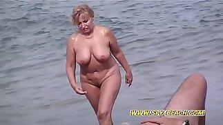 Nude Beach Voyeur Amateur cfnm Babes Public Spy Beach Video