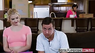XXX Porn video Moving Into Step sis Chloe Cherry, Jessy Jones