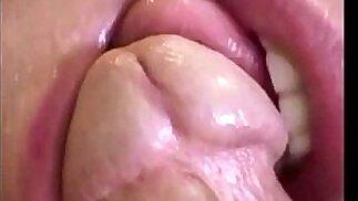Blowjob And Cumshot Facial Compilation Feat. Amateurs