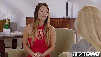TUSHY Eva Lovia anal movie