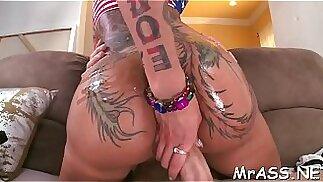 Porn free anal