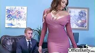 Hardcore Sex In Office With Huge Boobs Girl Cassidy Banks vid